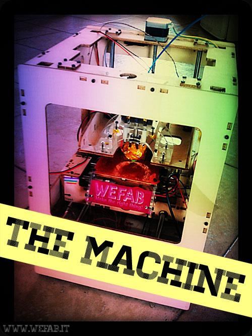 Deep Pink - 3d printer
